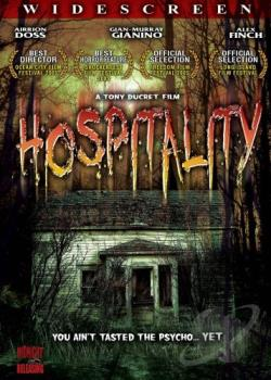 Hospitality DVD Cover Art