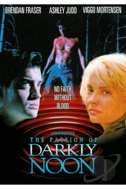 Passion of Darkly Noon DVD Cover Art