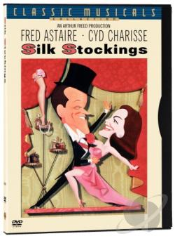 Silk Stockings DVD Cover Art