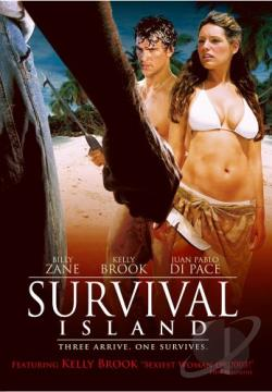 Survival Island DVD Cover Art