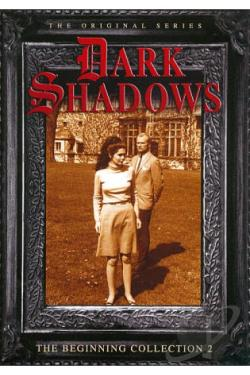 Dark Shadows - The Beginning 2 - Episodes 36 to 70 DVD Cover Art