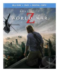 World War Z BRAY Cover Art