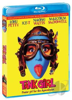 Tank Girl BRAY Cover Art