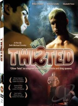 Twisted DVD Cover Art