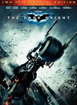 Dark Knight: Special Edition DVD Cover Art