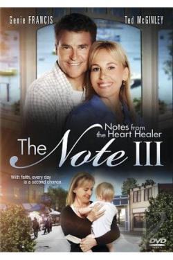 Note III: Notes from the Heart Healer DVD Cover Art