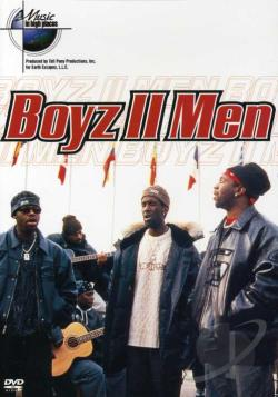 Boyz II Men: Music In High Places DVD Cover Art