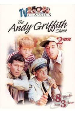 Andy Griffith Show, Vol. 2 DVD Cover Art