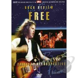 Rock Review - Free DVD Cover Art