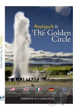 Iceland's Favourite Places: Reykjavik and the Golden Circle DVD Cover Art