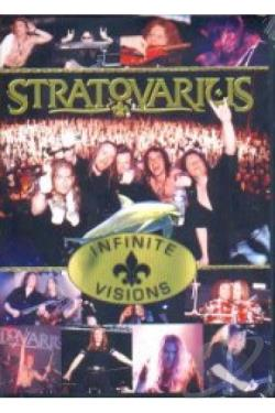 Stratovarius: Infinite Visions DVD Cover Art