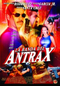 Banda del Antrax DVD Cover Art