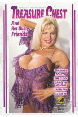 Treasure Chest and Her Busty Friends DVD Cover Art