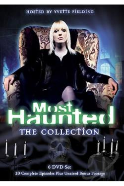 Most Haunted - The Collection DVD Cover Art