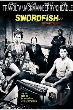 Swordfish DVD Cover Art