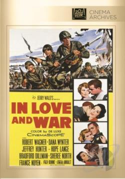In Love and War DVD Cover Art