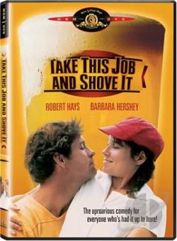 Take This Job And Shove It DVD Cover Art