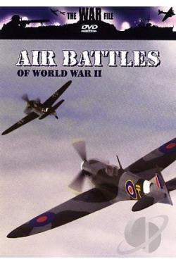 Air Battles of World War II DVD Cover Art