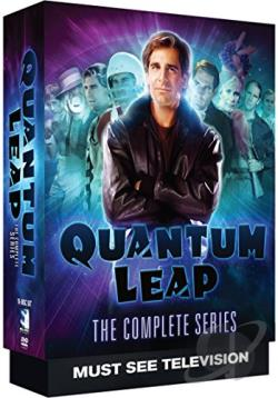 quantum leap the complete series dvd movie