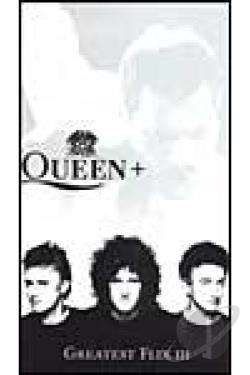 Queen - Greatest Video Hits 1 DVD Cover Art