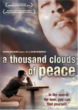 Thousand Clouds Of Peace DVD Cover Art