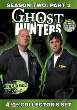 Ghost Hunters - Second Season: Part 2 DVD Cover Art