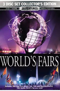 World's Fairs DVD Cover Art
