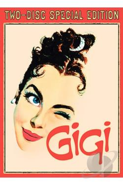 Gigi DVD Cover Art