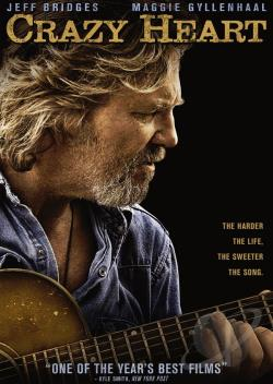 Crazy Heart DVD Cover Art