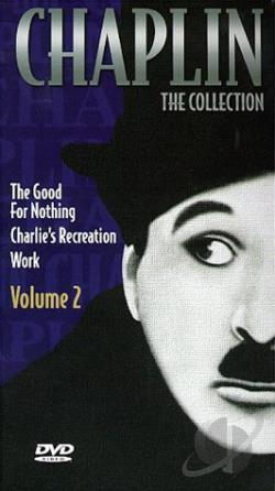 Chaplin The Collection: Volume 2 DVD Cover Art