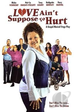 Love Ain't Suppose to Hurt DVD Cover Art