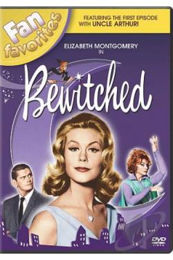 Bewitched: Fan Favorites DVD Cover Art