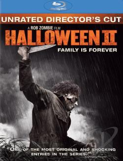 Halloween II BRAY Cover Art