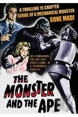 Monster and the Ape DVD Cover Art