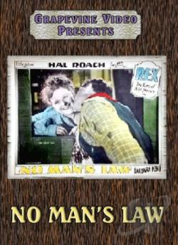 No Man's Law DVD Cover Art