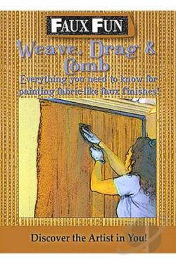 Weave, Drag And Comb DVD Cover Art