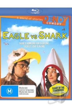 Eagle Vs. Shark BRAY Cover Art
