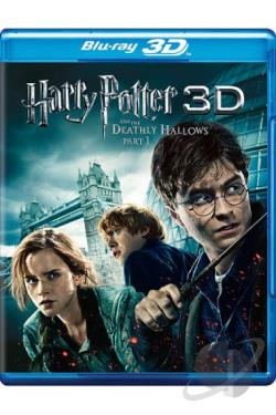 Harry Potter and the Deathly Hallows: Part I BRAY Cover Art