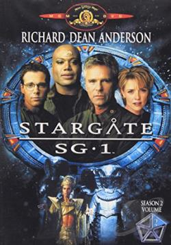 Stargate SG-1 - Season 2: Volume 2 DVD Cover Art