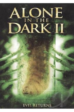 Alone in the Dark II DVD Cover Art
