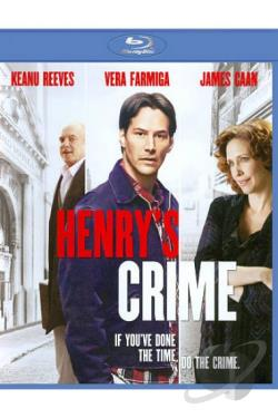 Henry's Crime BRAY Cover Art