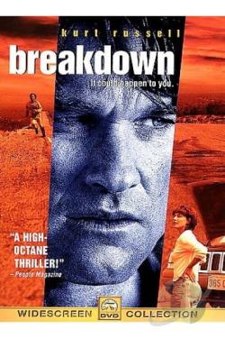 Breakdown DVD Cover Art