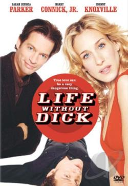 Life Without Dick DVD Cover Art