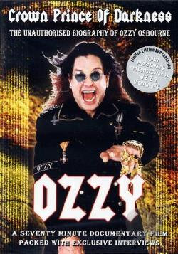 Ozzy Osbourne - Crown Prince of Darkness DVD Cover Art