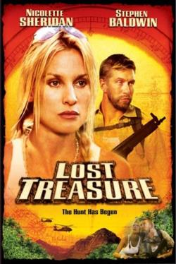 Lost Treasure DVD Cover Art