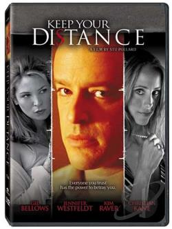 Keep Your Distance DVD Cover Art