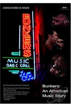 Bunkers: An American Music Story DVD Cover Art