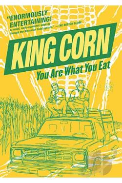 King Corn DVD Cover Art