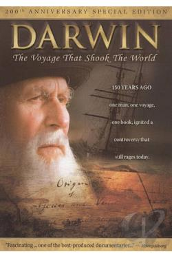 Darwin: The Voyage That Shook the World DVD Cover Art