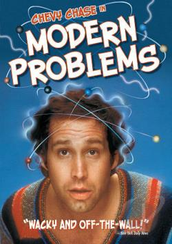 Modern Problems DVD Cover Art